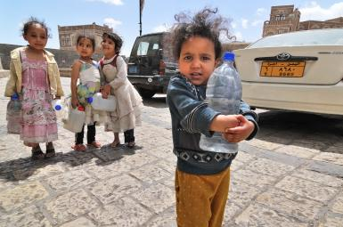 یونیسف: ۱۵ میلیون یمنی به آب شرب سالم دسترسی ندارند