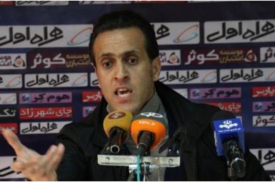 علی کریمی، سرمربی تیم فوتبال سپیدرود