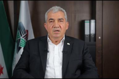 ریاض سیف از رهبران ارشد مخالف رژیم بشاراسد