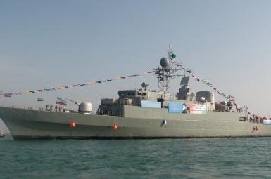 اعزام کشتی جنگی ایران به خلیج مکزیک