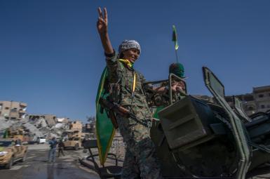 آزادسازی الرقه سوریه
