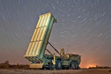 سامانه دفاع موشکی تاد