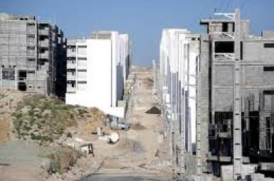 Mehr housing project in Iran became very controversial. FILE PHOTO