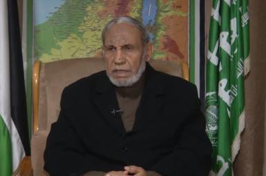 Mahmoud Al-Zahar, a founding member of Hamas. FILE