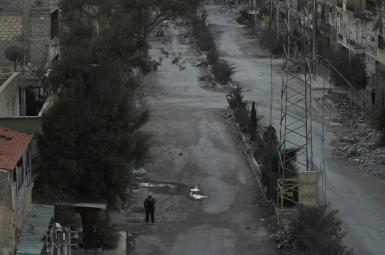 ارتش دولتی سوریه تا ساعاتی دیگر به دیرالزور میرسد