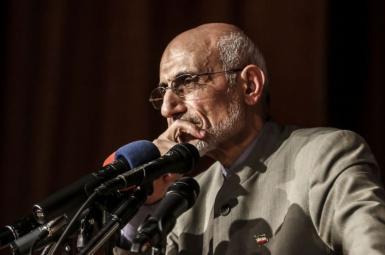 Mostafa Mirsalim, a conservative veteran politician. FILE PHOTO