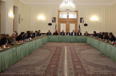 نشست کمیسیون امنیت ملی و سیاست خارجی مجلس شورای اسلامی- تصویر آرشیوی