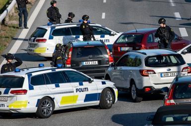 عملیات پلیس دانمارک در ارتباط با خنثیسازی ترور رهبر گروه الاحوازیه