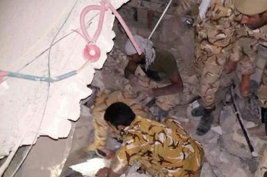 آمار کشتههای زلزله غرب ایران