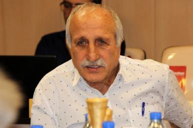 منصور برزگر، عضو شورای فنی کشتی آزاد