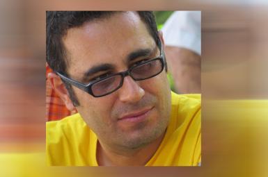 محمد حبیبی، یکی از اعضای هیأت مدیره کانون صنفی معلمان تهران