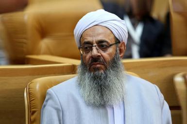 مولوی عبدالحمید اسماعیلزهی، امام جمعه اهل سنت زاهدان