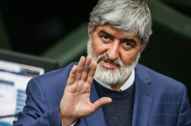 Ali Motahari, an outspoken Iranian politician. FILE