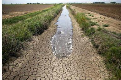 کاهش بارندگی در ایران