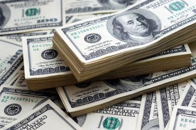 US dollar banknotes. FILE PHOTO