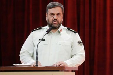 محمدرضا مقیمی رئیس پلیس ناجا
