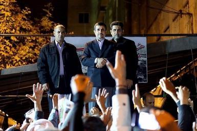 درخواست برگزاری تجمع ازسوی احمدینژاد بررسی میشود