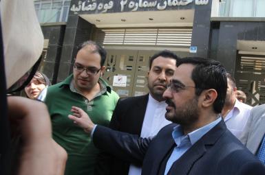 مرتضوی در ارتباط با پرونده تامین اجتماعی تبريه شد