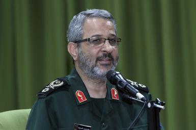 سردار غلامحسین غیبپرور، رییس سازمان بسیج مستضعفین