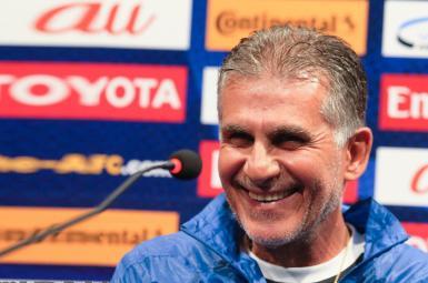 کارلوس کی روش، سرمربی پرتغالی تیم ملی فوتبال ایران