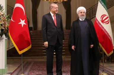 حسن روحانی و اردوغان