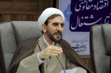 علی مظفری، رئیس کل دادگستری خراسان رضوی