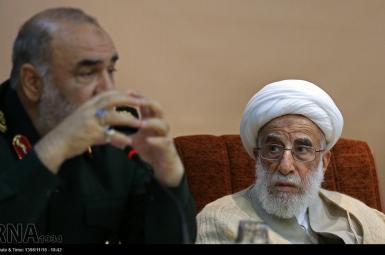احمد جنتی، رئیس مجلس خبرگان رهبری و دبیر شورای نگهبان