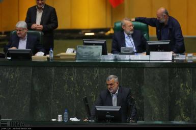 جلسه استیضاح محمود حجتی، وزیر جهاد کشاورزی
