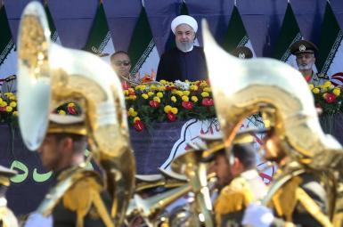 رژه نیروهای مسلح ارتش جمهوری اسلامی ایران (۳۱ شهریور ۹۷)
