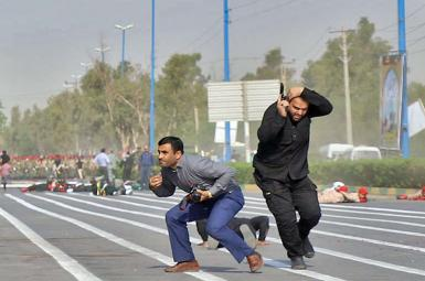 حمله مسلحانه به رژه نیروهای مسلح در اهواز (۳۱ شهریورماه ۱۳۹۷)