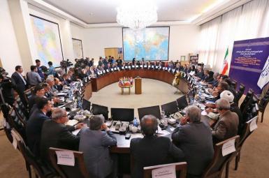 نشست مشترک اعضای کمیسیون امنیت ملی مجلس با سفرای کشورهای اروپایی مقیم تهران