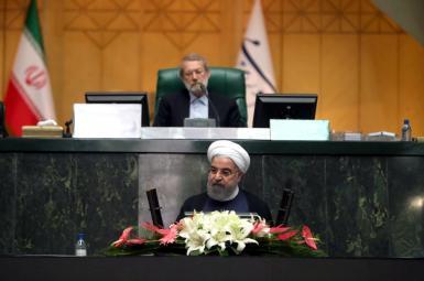 جلسه رای اعتماد به وزیران پیشنهادی علوم و نیرو
