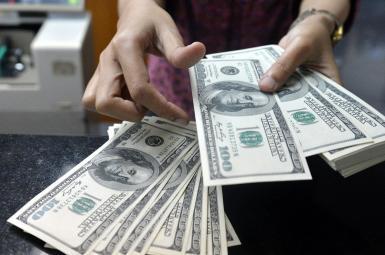 قیمت دلار طی روزهای اخیر در ایران