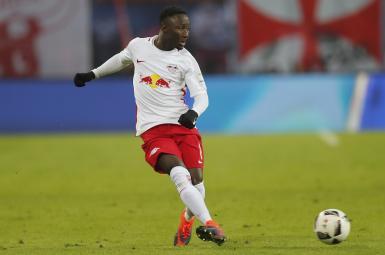 نبیکیتا، بازیکن گینهای لایپزیک آلمان