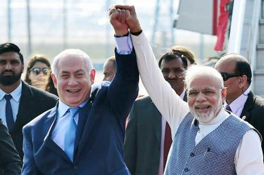 گسترش روابط میان هند و اسرائیل