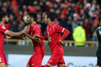 برد پرسپولیس مقابل السد در لیگ قهرمانان آسیا