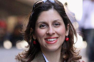British Iranian dual-citizen Nazanin Zaghari-Ratcliffe. FILE PHOTO
