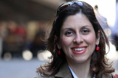 نازنین زاغری، شهروند ایرانی بریتانیایی