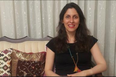 British-Iranian Nazanin Zaghari-Ratcliffe detained in Iran since 2016. File photo
