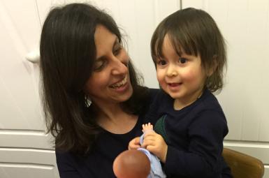 نازنین زاغری- رتکلیف، این شهروند ایرانی- بریتانیایی زندانی در ایران