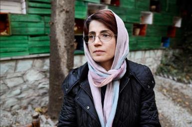 نسرین ستوده، وکیل دادگستری و فعال حقوق بشر