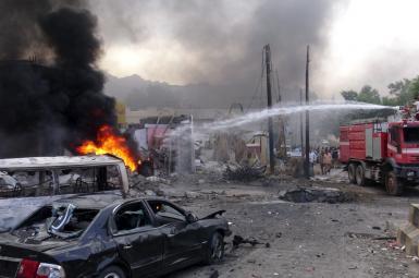 حمله داعش در عدن یمن