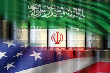 آمریکا و عربستان در زمینه تحریم نفت ایران