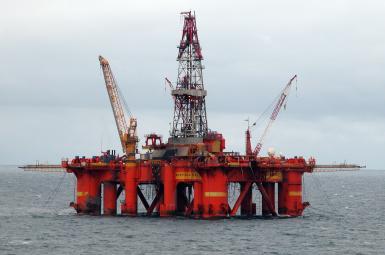 میدان نفتی دریای شمال اسکاتلند