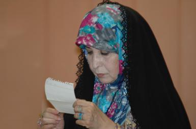 زهرا رهنورد