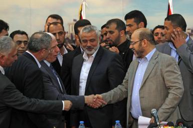 اسرائیل خواهان خلع سلاح حماس