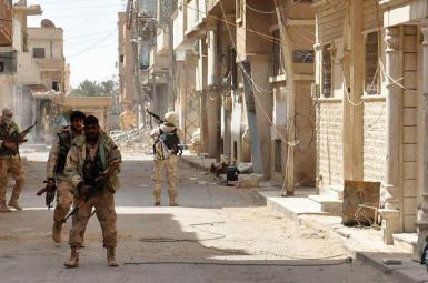 ارتش دولتی سوریه آخرین شهر تحت کنترل داعش در استان حمص را بازپس گرفت