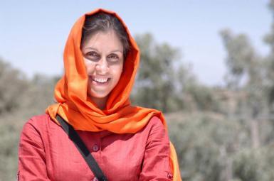 Nazanin Zaghari-Ratcliff detained in Iran since 2016. FILE PHOTO
