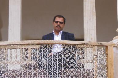 محمد حسینی، مدیر کل میراث فرهنگی، صنایع دستی و گردشگری استان مرکزی