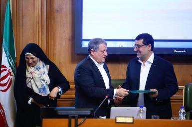 حسینی مکارم سرپرست شهرداری تهران